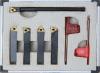 Cutoutil 6+1 7PC Indexable Lathe Turning Tool Set