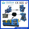Automatic Scrap Tire Recycle Processing Machine / Rubber Granulating Equipment