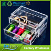 Drawer Type Desktop Cosmetic Jewelry Storage and Sorting Box