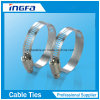201 Staninless Steel Amerian Type Hose Clamp