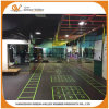 Anti-Shock 3-12mm Thick Rubber Flooring Rolls Rubber Mats