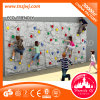 Children Plastic Outdoor Climbing Wall with Holders