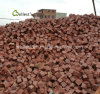 Ocean Red Granite Paving Stone Cube Stone for Garden Path Parking Place