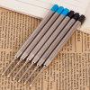 Wholesale Imported Ink 1.0mm Metal Ballpoint Pen Refills