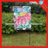 Custom Printing 300d Polyester Garden Flag with Pole