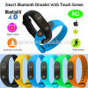 Newest Wristband Bluetooth Smart Bracelet with Heart Rate Monitor M2