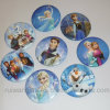 Wholesale Frozen Cartoon 44mm Pin Badge, Button Badge for Kids