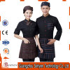 Bar Waitress and Waiter Uniform Design for Hotel