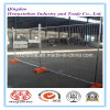 Outdoor Galvanized Barrier/Pedestrian Traffic Barrier/Galvanized Temporary Fence