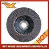5′′ Calcination Oxide Flap Abrasive Discs (Fiber glass cover 24*15mm)