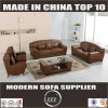 European Style Living Room Leather Sofa Lz508