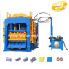 Fully Automatic Solid Block Making Machine (QT10-15)