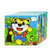 Customized High Quality Paper Puzzles, Children's Brain Puzzles Xiamen