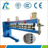 Inner Tank Tendon Rolling Machine for Evacuated Tubes Solar Water Heater Production