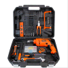Power Tools Set Powerful Impact Drill Tool Set with Hand Tools