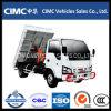 New Isuzu 600p Npr 4 Wheeler Dumper Truck 3.5ton Capacity
