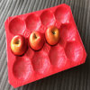 New Style 10 Years Gold Supplier PP Plastic Apple Fruit Tray