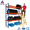 Multi-Level Adjustable Pallet Racking for Tire