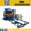 Qt10-15 Automatic Concrete Block Making Machine Sales in Africa