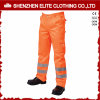 Custom Men Breathable Safety Reflective Tape Workwear