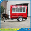 Yieson Hot Sale Fast Food Vender Trailer
