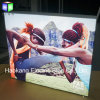 Frameless LED Backlit Picture Frame for Wall Mouted Advertising Signboard