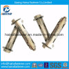 M10 Carbon Steel Galvanized Expansion Sleeve Anchor Bolt