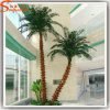 2015 Latest Artificial Silver Palm Tree Decorative Plant