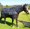 Waterproof and Breathable Ripstop Turnout Horse Product Horse Rug with High Neck