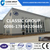 Prefaricated Light Steel Structure Frame Warehouse with Technical Guide