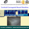 Vertical Corrugated Paper Display Stand Cardboard Machine