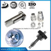 OEM Precision CNC Lathe Steel/Brass/Aluminum Machining Parts for Auto Accessory
