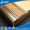 Metal Indoor Rubber Step Nosing for Home Office Buildings