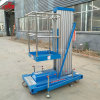 Battery Powered Portable Aluminum Alloy Aerial Work Platform