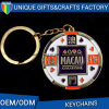 Wholesaler OEM/ODM Customized Combination Poker Chip Keyring