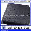 600*600 Loading Capacity C250 Cast Iron Manhole Cover
