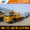 One Carry Two Flatbed Road Wrecker Truck 5tons Flatbed Tow Truck Road Rescue Vehicle