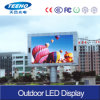 P6 Outdoor High Brightness 1r1g1b LED Display Screen Panel Use for Road advertising Bar Shows