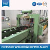 Multiple-Spot Welding Machine for Panel Radiator Manufacturing Line