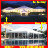 Hot Sale Glass Multi Side Tent for Church Diameter 12m 200 People Seater Guest