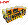 China Assessed Supplier Indoor Trampoline Bed, Rectangle Trampoline