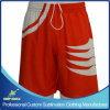 Sublimation Printing Boy's Sports Lacrosse Shorts with Custom Design