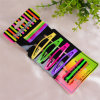 22 Pieces Card Packed Painted Metal Hair Bob Pins (JE1013)