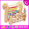 2016 Brand New Wooden Beads Toy, Lovely Wooden Beads Toy, Preschool Wooden Beads Toy W11b086