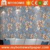 Guangzhou High Grade 2016 Liquid Wallpaper with Flower