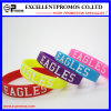 Personalized Promotional Silicone Rubber Wristband (EP-W58406)