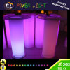 LED Glowing Cocktail Table for Bar Hotel Party Wedding