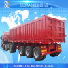 3 Axle End Dump Truck Trailer Tipping Trailer for Sale