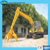 Agriculture Catch Wood Machine Construction Machine Wood Grabbing Machine with Ce Authentication