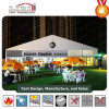 Aluminum Structure Heavy Duty Canopy Tent with Decoration Linings & Curtains